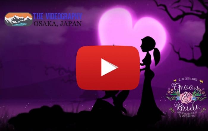 結婚式/披露宴用演出動画制作
