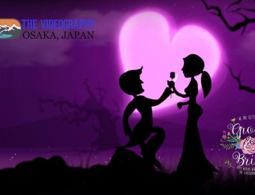 ラブストーリー・プロポーズを彩るサプライズビデオレター/バレンタインにも最適なLove Story 動画