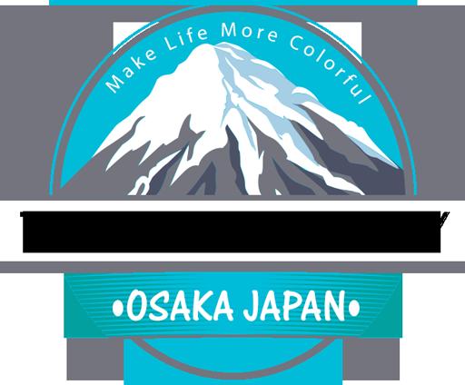 ビデオグラフィ・トレックオンジアース・ロゴ THE VIDEOGRAPHY OSAKA Trek on the Earth LOGO