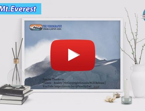 Requiem for Nobukazu Kuriki / レクイエム 追悼 栗城史多さん VG@Everest Trekking View in NEPAL