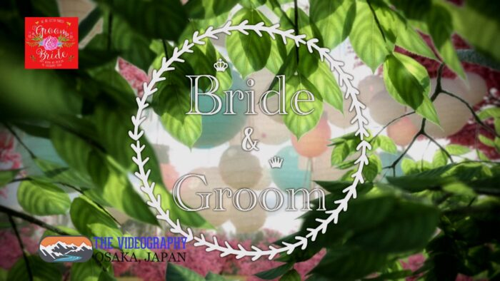 Flower End Credits Movie / エンド・クレジット・ロールムービー for 結婚式/披露宴/各種パーティー