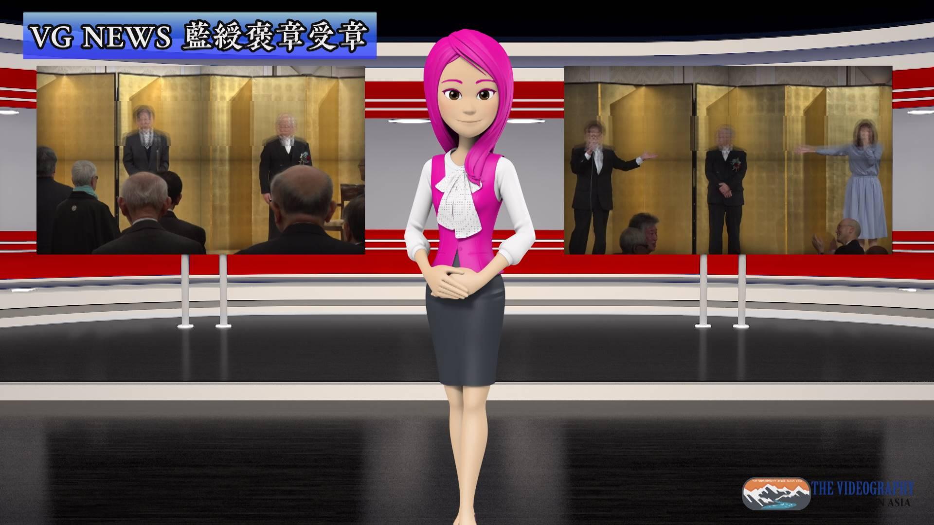 新聞社 通信社 テレビ局向け AIアナウンサー ニュース映像 報道 動画制作