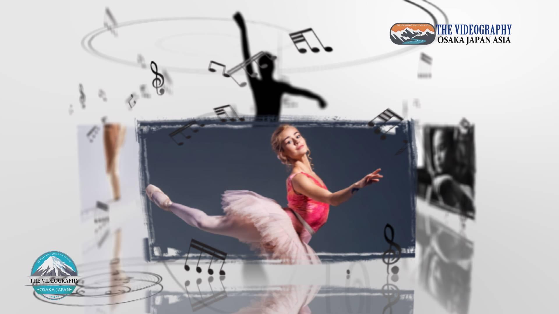 ダンス発表会のDVD撮影 映像編集 記念DVD制作 プロモーションビデオ制作@小学校 中学校 高等学校