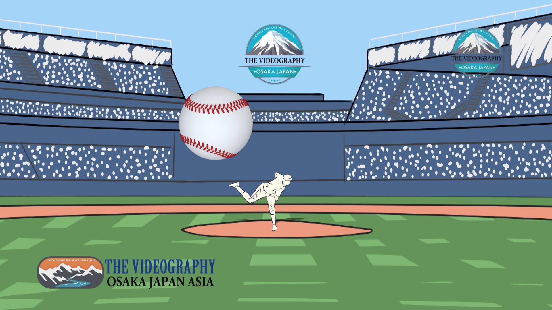 野球 ビデオ撮影 映像編集 DVD制作