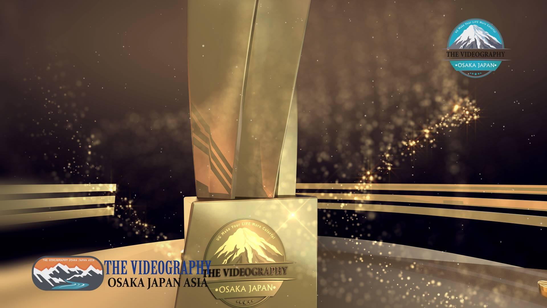 ビジネスアワード@ビデオグラフィ大阪 神戸 京都 奈良 和歌山
