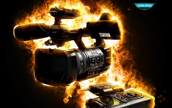 音が命・セミナー 講演会の動画撮影にとって最重要なクリアな音源収録 ・ワイヤレスピンマイク ICレコーダーでの音声録音