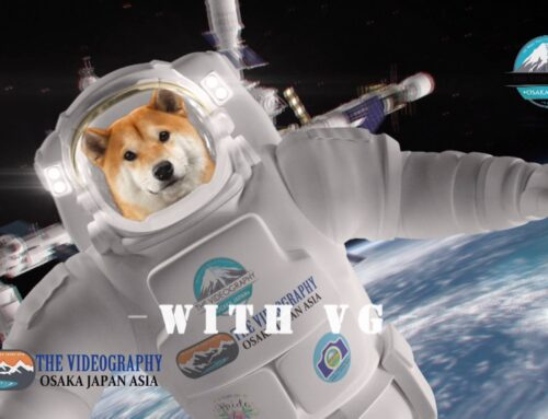 Dear Universe. Meet Universe with VG. 宇宙遊泳 月面旅行 銀河系探索@プロモーションムービー