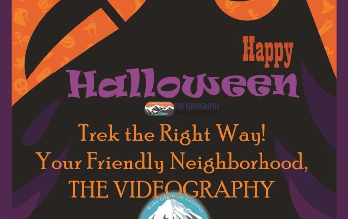 Happy Halloween ハロウィーンパーティーに最適なイベントポスター