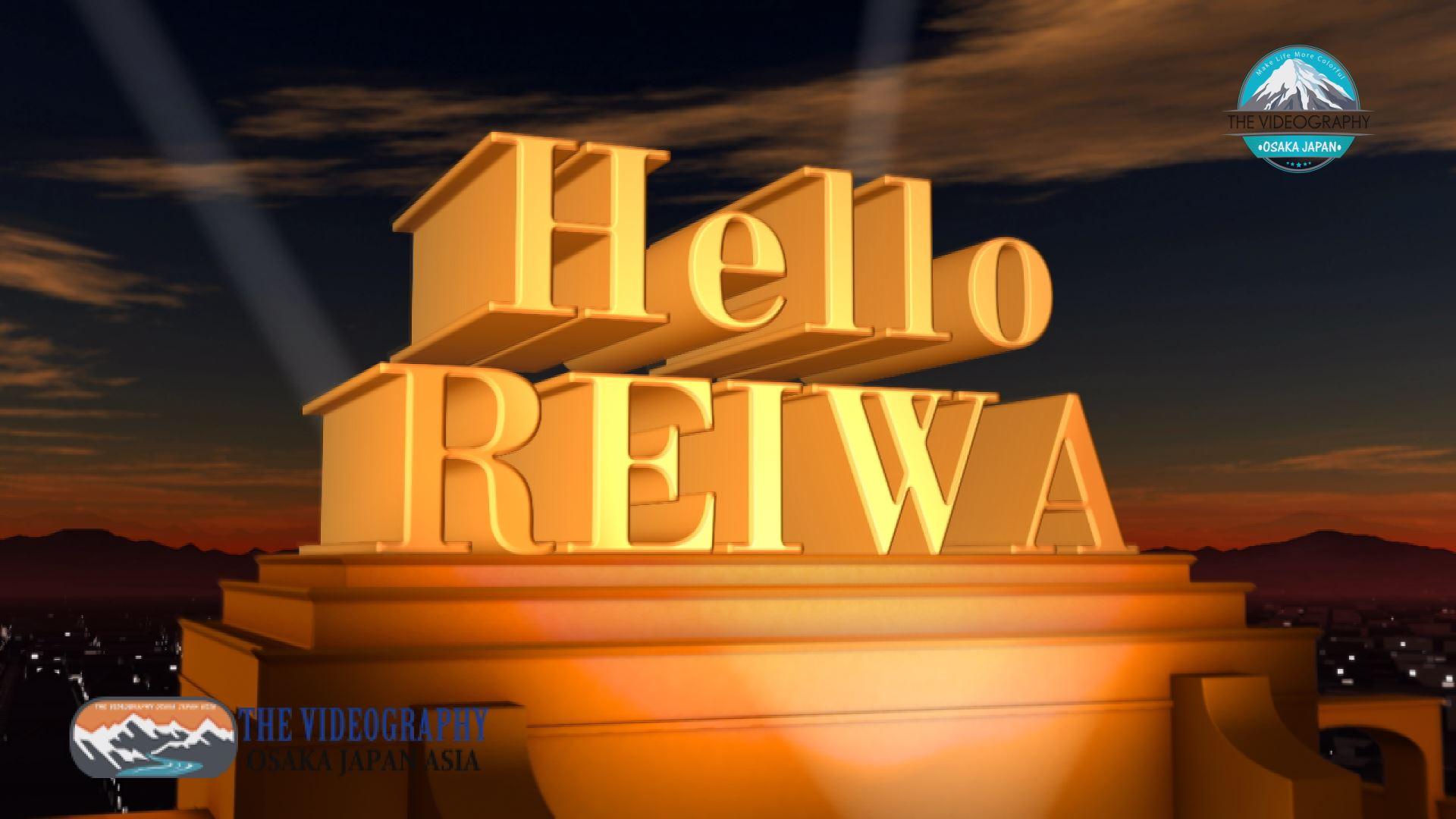 Happy Reiwa・ハッピー令和