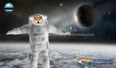 Moon Travel ムーントラベル・月面旅行