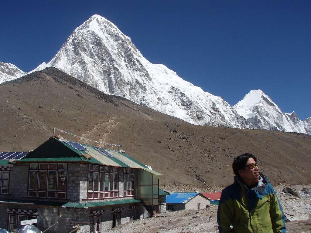 ネパール・カラパタールでの映像@エベレストトレッキング街道・ネパール