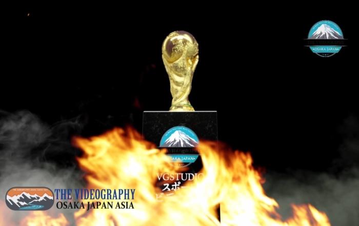 Soccer World Cup ワールドカップ・動画撮影 ビデオ編集 記念DVD制作
