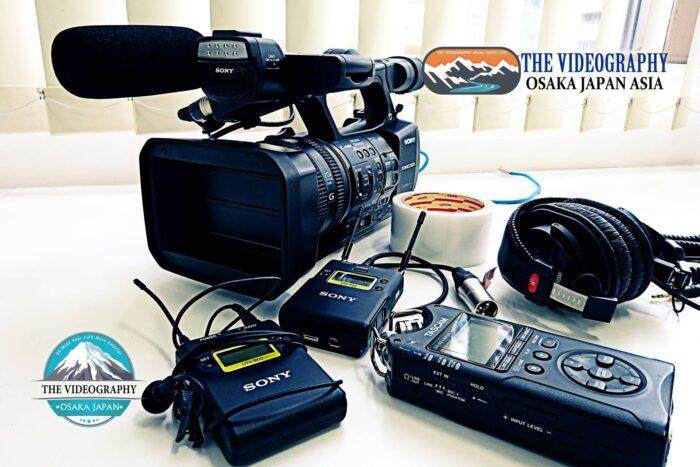 ソニー製ワイヤレスマイク@セミナー 講演会 音楽ライブ 舞台 各種イベントの映像制作 ビデオ撮影 DVD作成
