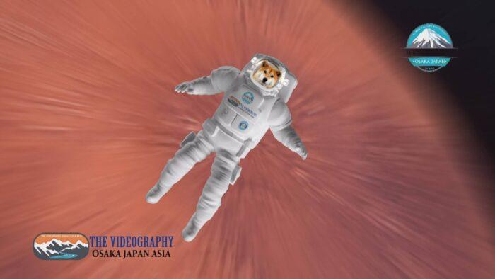 銀河系旅行 宇宙探索 ユニバース・PR動画制作