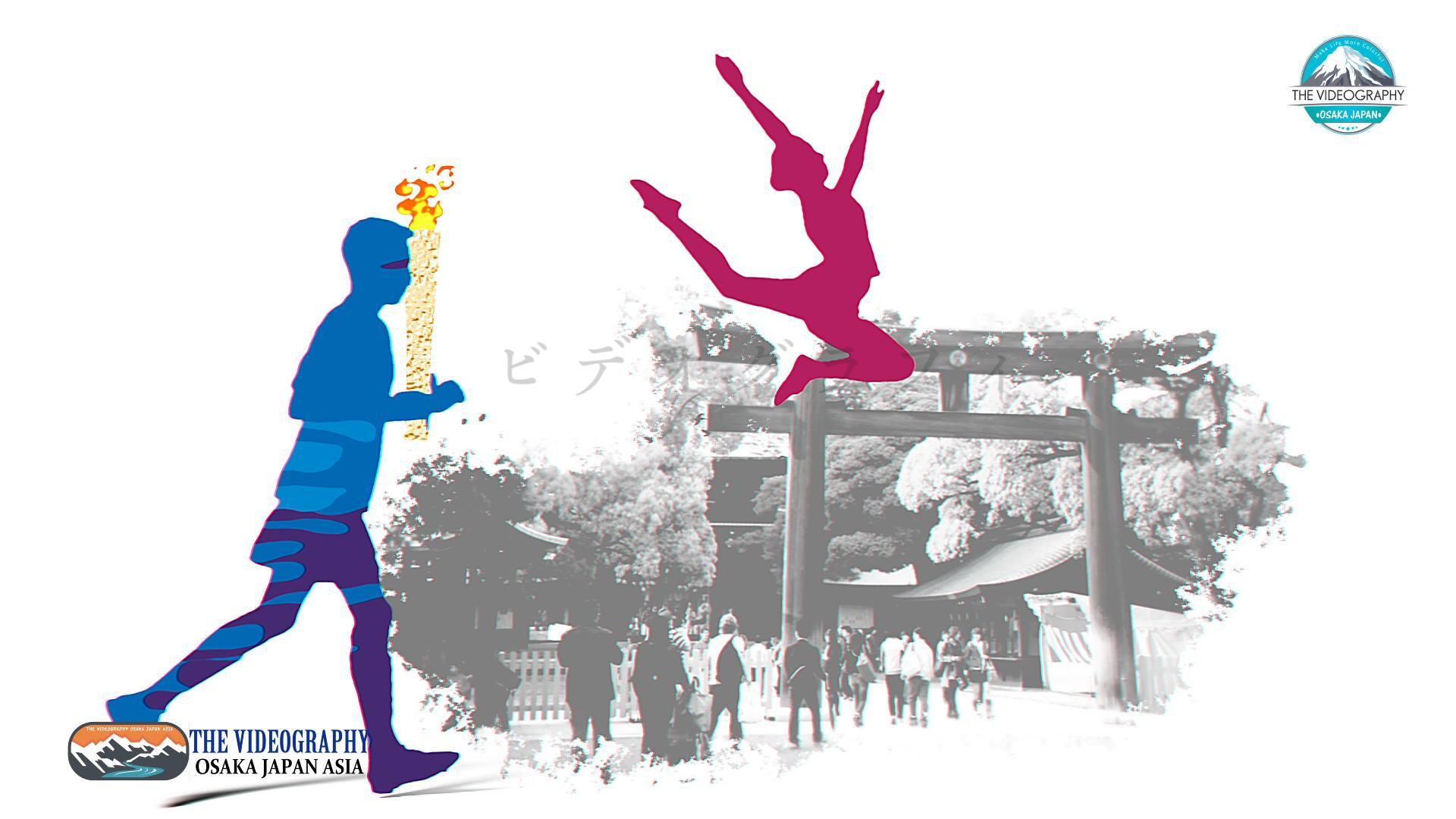 マラソン 体操 新体操などスポーツイベントの動画制作 ビデオ撮影 動画編集 DVD制作