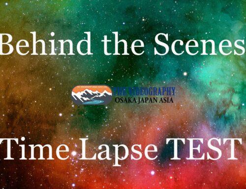 【Time Lapse TEST】タイムラプス テスト動画 空・雲の流れ