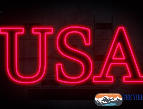DA PUMP ダパンプのミュージックビデオ MV・「USA」のネオンサイン・テロップ
